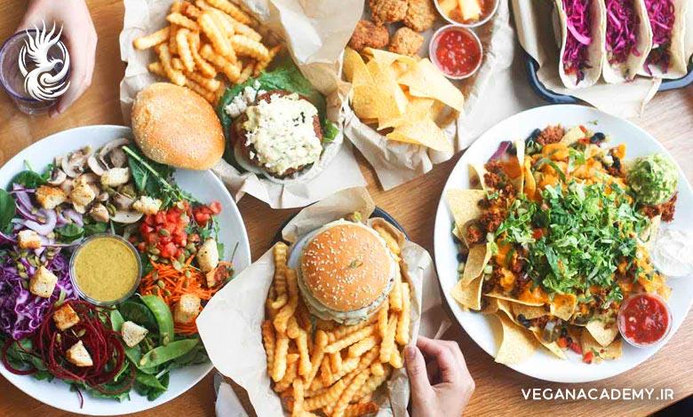 انواع گیاهخواری